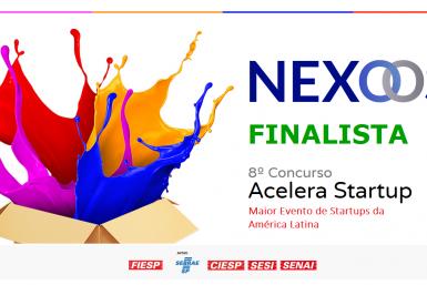 NEXOOS, Fintech, finalista, startup, acelera, fiesp